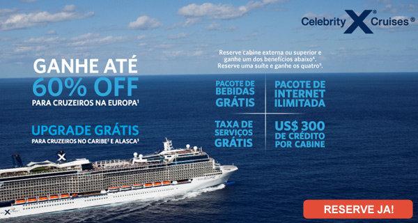 Companhia de cruzeiros Celebrity Cruises