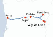 Porto, Porto, Porto, Regua, Barca d Alva, Ferradosa, Pinhão, Porto
