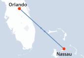 Orlando, Nassau, Navigation, Orlando