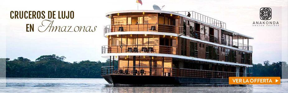 Anakonda Amazone Cruises