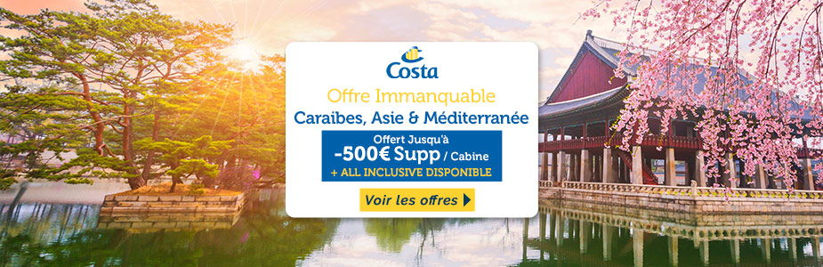 Costa Croisières