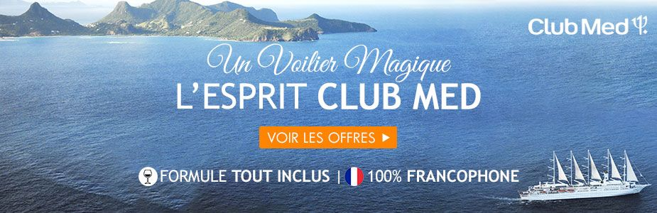 Croisières by Club Med