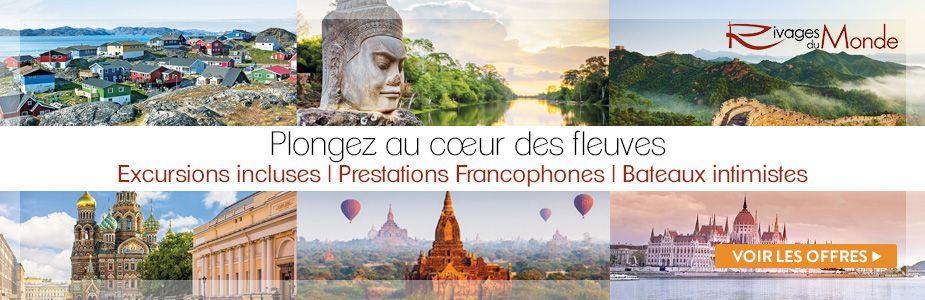 Croisieres Rivages Du Monde 2018 Promos Informations Et Rservations